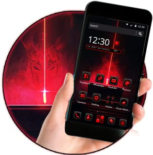 red themes for android