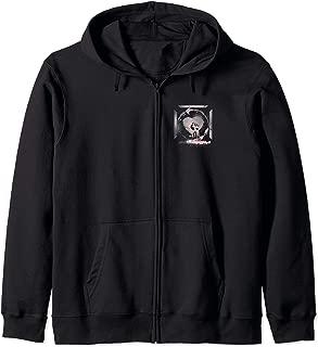 Borders - Official Merchandise Zip Hoodie