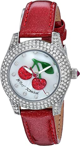 Betsey Johnson - BJ00193-09 - Crystal Bezel