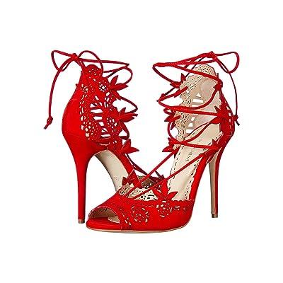 Marchesa Clara (Red) High Heels