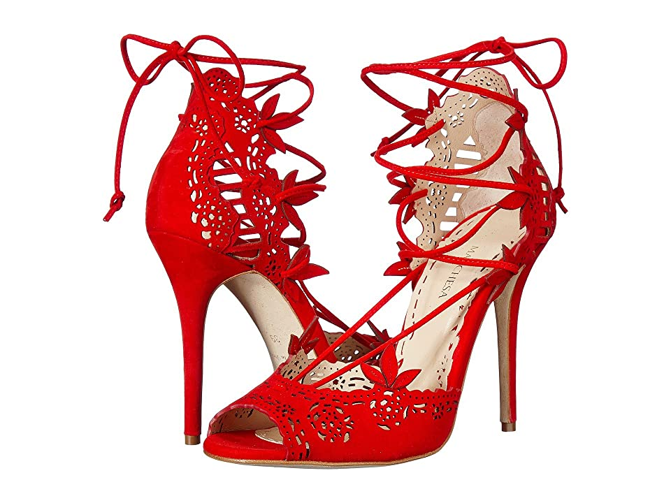 Marchesa Clara (Red) High Heels