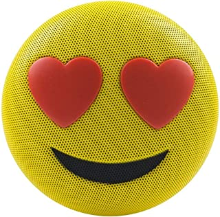 Emoticon Bluetooth Speaker - Yellow