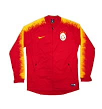 Men's Official 2018-2019 Galatasaray Anthem Jacket 920054-628 Red