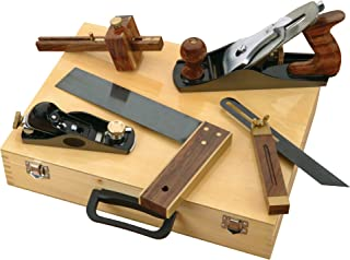 Woodstock D4063 Professional Woodworking Kit, 5-Piece