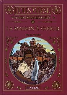 Voyages extraordinaires, Tome 9 : La maison à vapeur (French Edition)