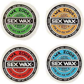 セックスワックス(SEXWAX) ワックス サーフィン 用 クラシック フルラベル セット ココナッツ