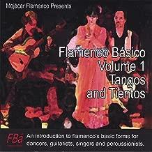 Flamenco Básico - Volume 1: Tangos & Tientos