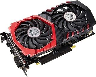 MSI GeForce GTX 1050 Ti Gaming X 4G - Tarjeta gráfica (refrigeración Twin Frozr Vi, 4 GB Memoria GDDR5)
