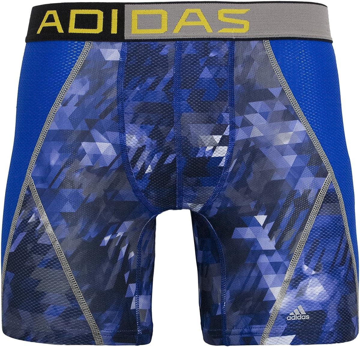 adidas Men's Climacool Mesh Boxer Brief Underwear