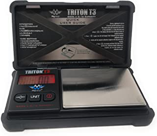 My Weigh Triton T3 660g x 0.1g Digital Scale w/Durable Rubber Case