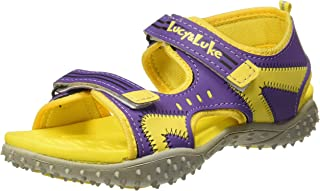 Liberty Lucy & Luke RICO-3 Unisex Sandals & Floaters Yellow