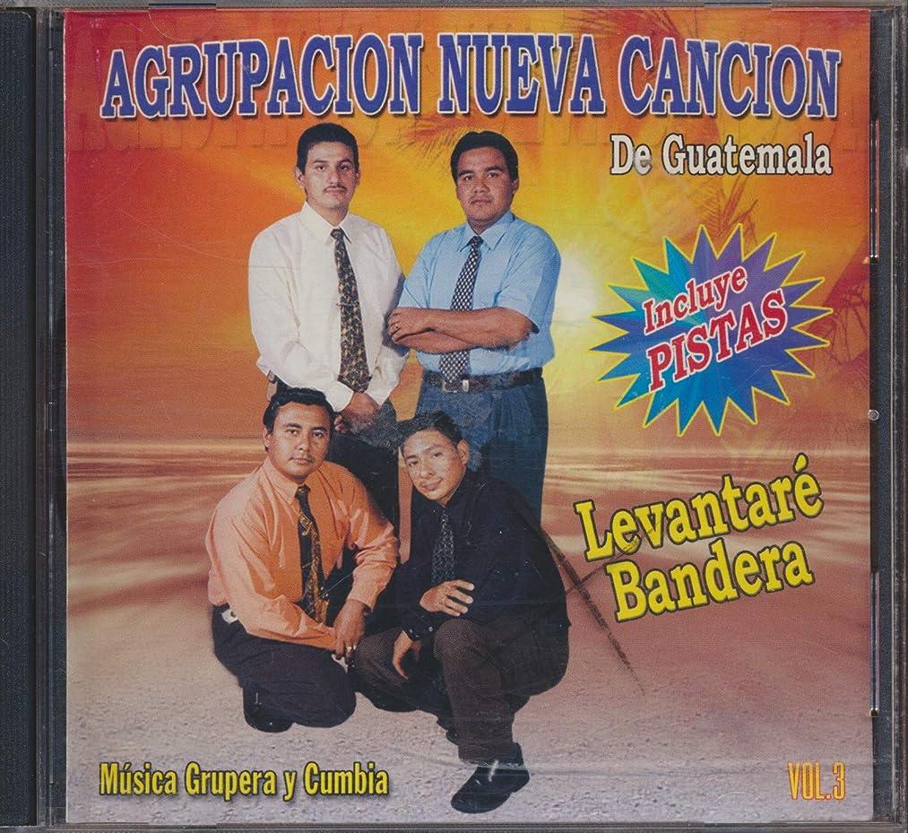 Lavantare Bandera : Musica- Nueva Cancion; Quiero Contarte; Tango Paz; Solo Tu Amor; La Biblia; Tren De La Vida; Cantico Nuevo (2004 MUSIC CD)