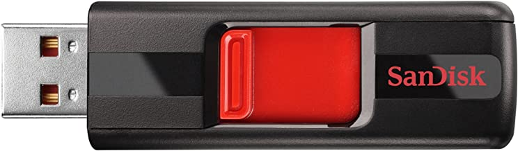 SanDisk Cruzer 128GB USB 2.0 Flash Drive (SDCZ36-128G-B35)