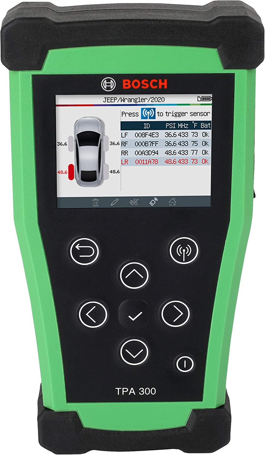 BOSCH Jacksonville Mall 3934 TPA 300 TPMS Programming T Reset Activation Fixed price for sale and ECU