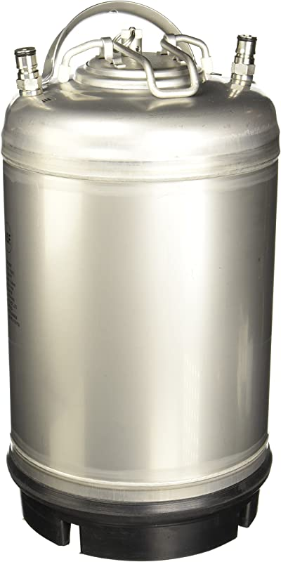 Varies AMCYL CKN3 SH 3 Gal Keg New Ball Lock Beer Soda Or Tea
