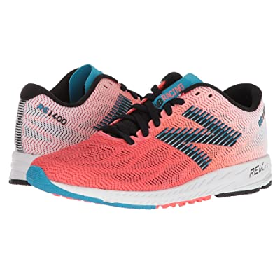 New Balance 1400v6 (Vivid Coral/Black) Women