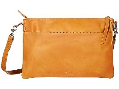 ABLE Martha Crossbody (Cognac) Handbags