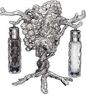 Arthur Court Grape Hanging Salt and Pepper Set