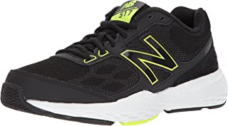 New Balance Men's MX517v1 Training Shoe, Black, 9.5 D US