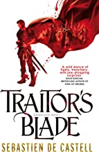 Traitor's Blade: the swashbuckling start of the Greatcoats Quartet
