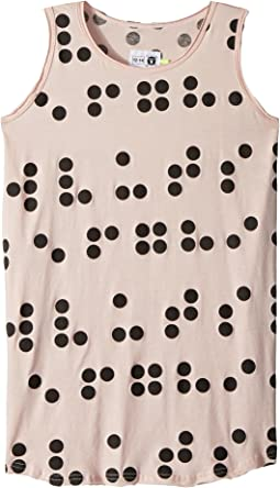 Nununu Braille Tank Top (Little Kids/Big Kids)