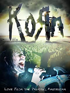 Korn - Live From The Paradiso Amsterdam