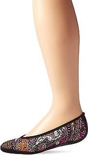 NuFoot Fuzzies Ballet Flats Women's Shoes, Best Foldable & Flexible Flats, Slipper Socks, Travel Slippers & Exercise Shoe...