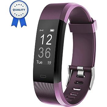 HolyHigh Pulsera Actividad YG3 Plus HR Monitor de Ritmo cardíaco ...