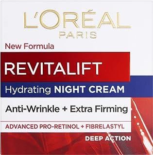L'Oréal L'Oreal RevitaLift Night Face Cream 50 ml