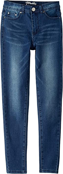 Denim Skinny Jeans (Big Kids)