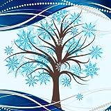 冬の写真コラージュ
