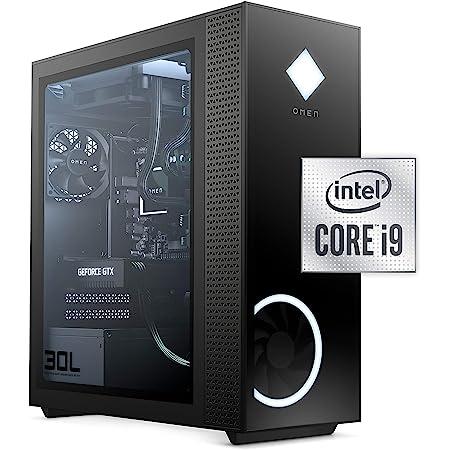 OMEN 30L Gaming Desktop PC, NVIDIA GeForce RTX 3080 Graphics Card, 10th Generation Intel Core i9-10850K Processor, 32 GB RAM, 1 TB SSD and 2 TB Hard Drive, Windows 10 Home (GT13-0092, 2020)