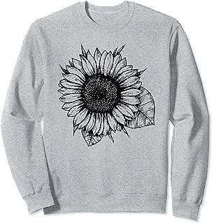 Beautiful Sunflower Sweatshirt
