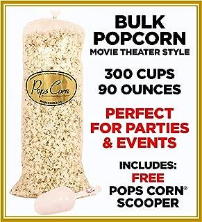 gallon bag of popcorn