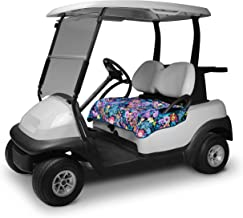Vera Bradley by Classic Accessories Water-Resistant Golf Seat Blanket, 54 x 32 Inch, Happy Blooms