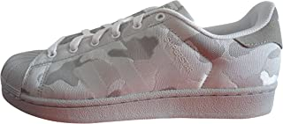 superstar weave mens trainers sneakers shoes (US 7.5 , LSGOGR/OWHITE/FTWWHT AQ6744)