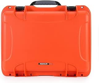 Nanuk 933 Waterproof Hard Case Empty - Orange