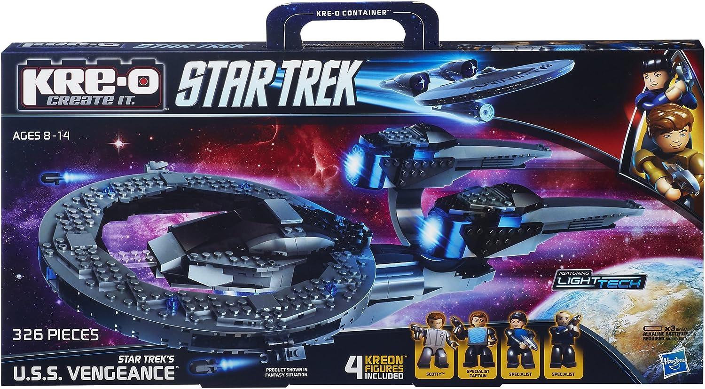 KREO Star Trek U.S.S. Vengeance Construction Set (A4364)