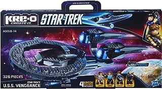 KRE-O Star Trek U.S.S. Vengeance Construction Set (A4364)