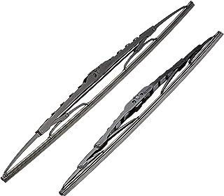 Bosch 3397118403 Twin Spoilers 531S - Limpiaparabrisas (2 unidades, 530 mm y 450 mm
