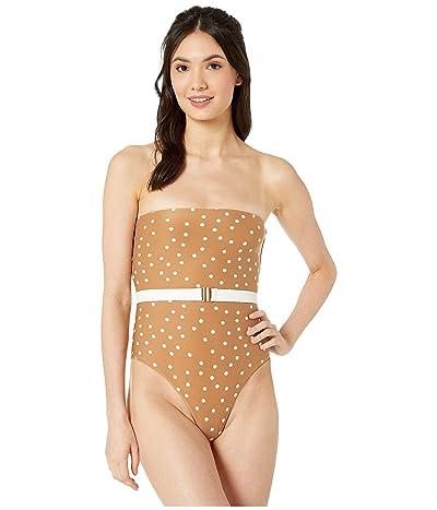 L*Space Beachcomber Dot Lockheart One-Piece (Beachcomber Dot) Women