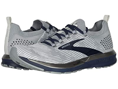 Brooks Ricochet 2 (Grey/Navy) Men