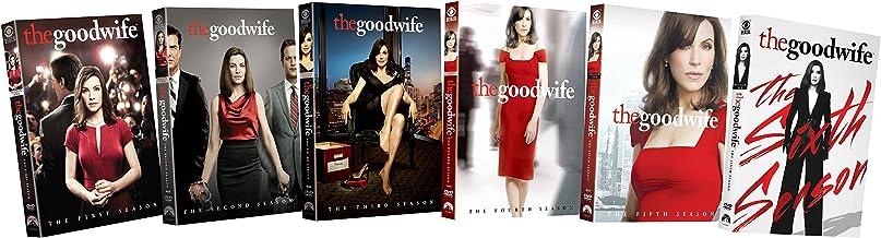 Good Wife: Six Season Pack [USA] [DVD]