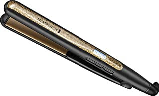 """Remington S6501 1"""" Ultimate Ceramic Flat Iron with Protection Against Frizz, Smooth Glide Hair Straightener, High Heat and..."""