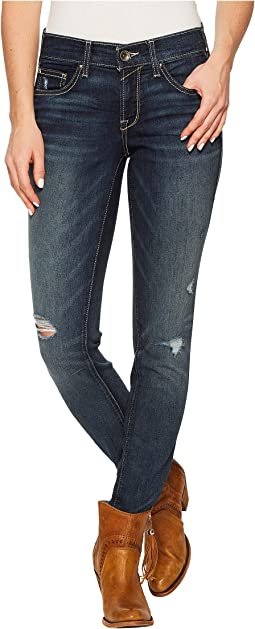 Ultra Stretch Skinny Jeans in Evening