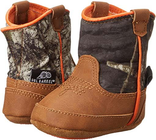 Mossy Oak/Orange