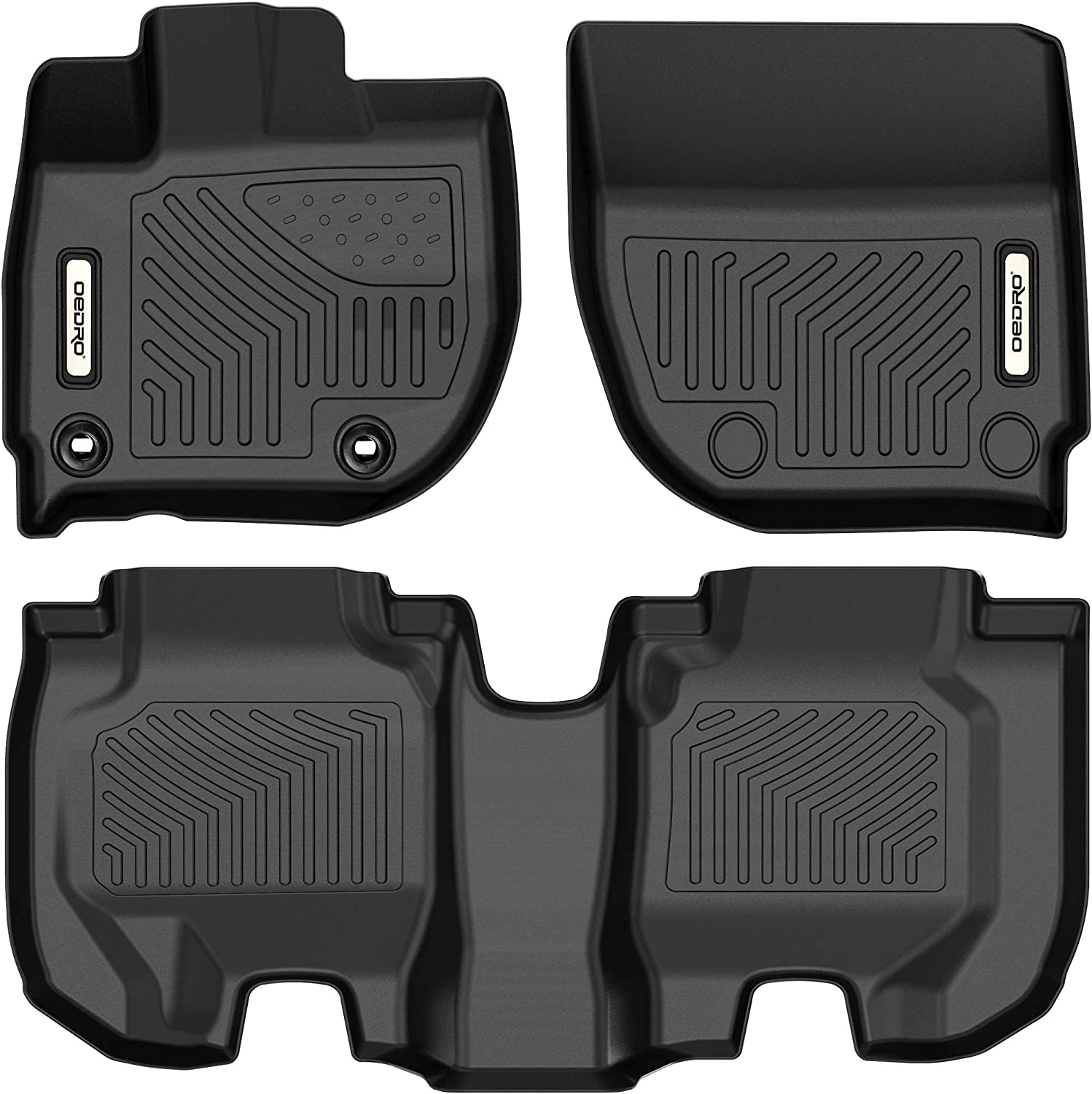 oEdRo Floor Mats Compatible with HR-V Honda 2016-2022 Limited NEW Special Price HRV Custo