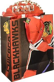 Turner Licensing Sport Chicago Blackhawks Large Gogo Gift Bag (8931034)