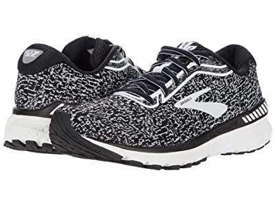 Brooks Adrenaline GTS 20 (Black/White) Men