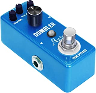 Rowin Analog Dumbler Guitar Effect Pedal for Elecdtric Guitar